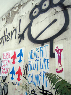 graffiti Friedrichshain Prenzlauerberg Kreuzberg Berlin