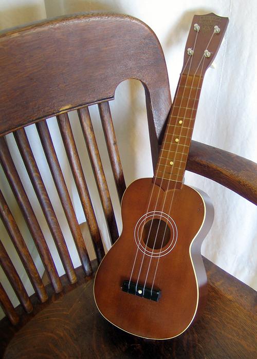 Bobby Henshaw ukulele