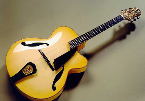 zeidler project archtop