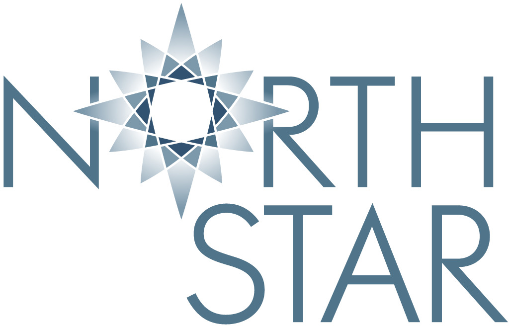 NorthStar bar & lounge logo design