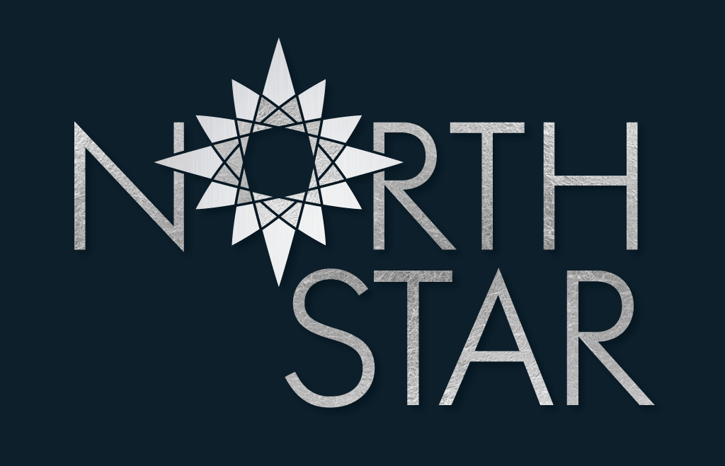 NorthStar Lounge restaurant bar sign design