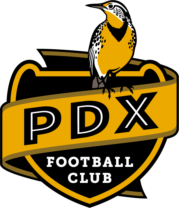 PDX Football Club badge