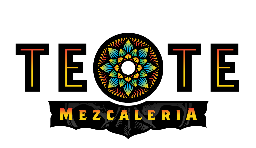 TEOTE Mezcaleria brand identity