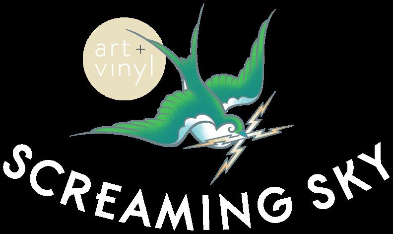 Screaming Sky Gallery logo
