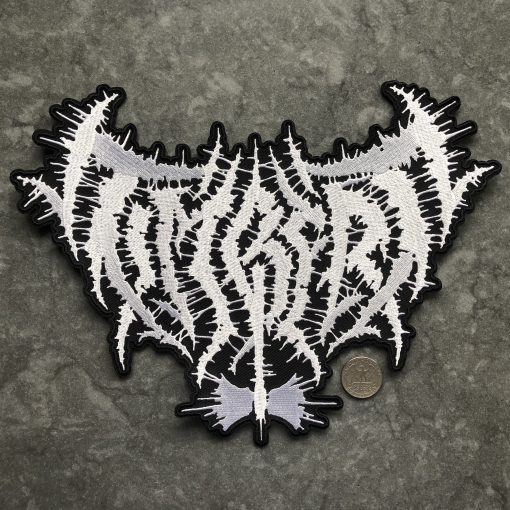 Death Metal Timbers patch (large)