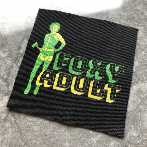 Foxy Adult patch